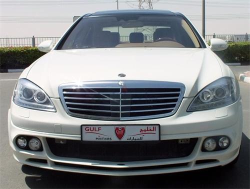 07奔驰S500