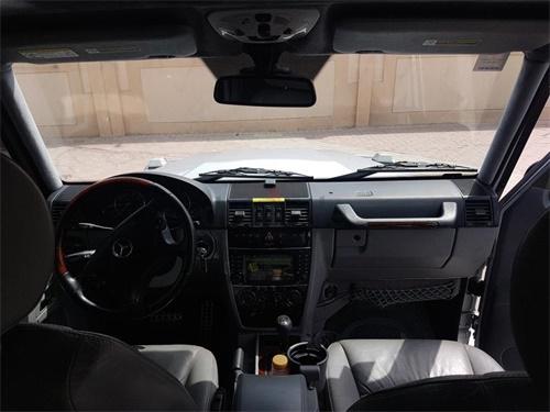 08奔驰G63 AMG
