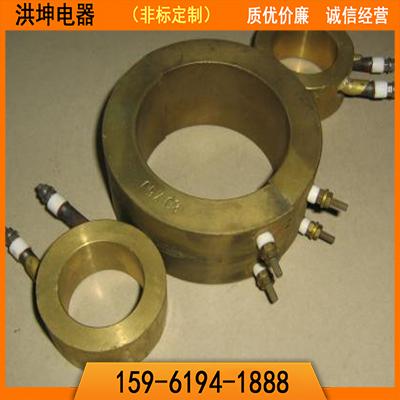 铜电加热圈