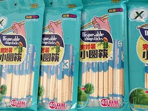 超市专供筷子