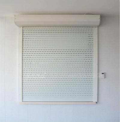 卷帘窗安装