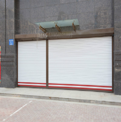 钢质卷帘门