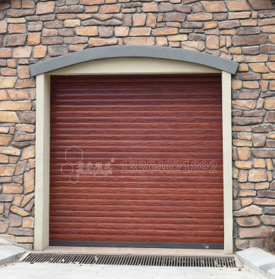 高档铝合金卷帘门