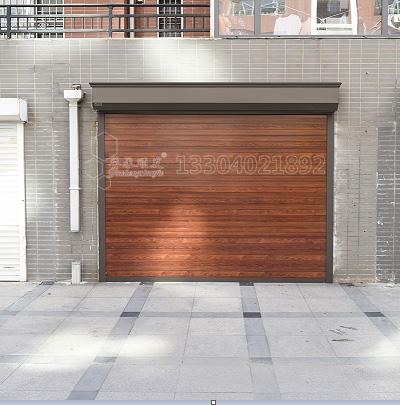 铝型材卷帘门
