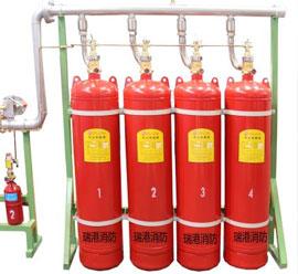 贵州气体灭火系统安装