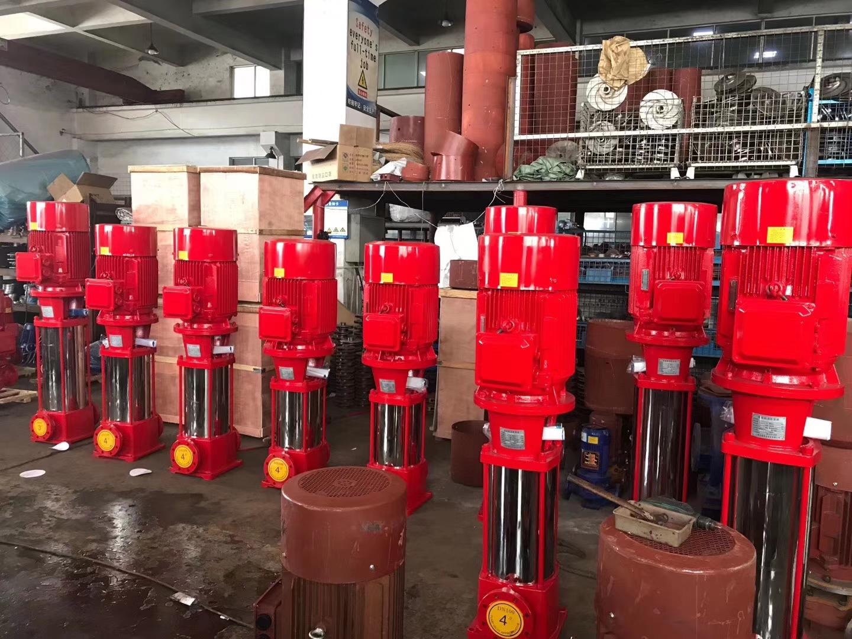 恒压消防水泵