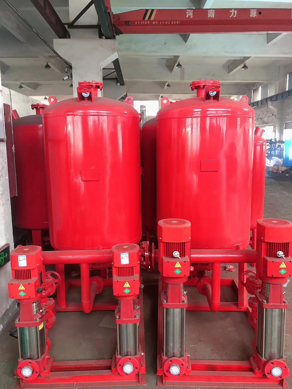 气压罐式消防水泵