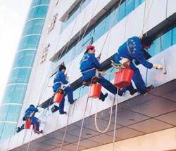 天津大厦外墙清洗公司