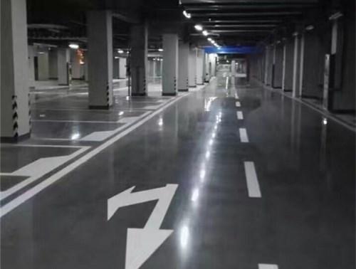 武汉地下车库固化地坪