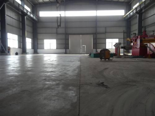 混凝土地坪起砂修复