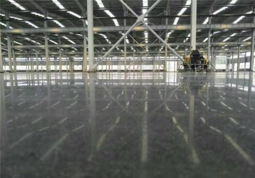 混凝土固化剂地坪厂家