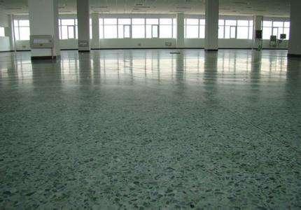 水泥密封固化剂地坪施工