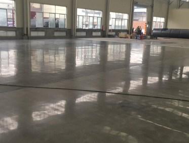 武汉水泥硬化地坪公司