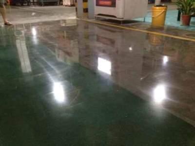 水泥固化地坪多少钱