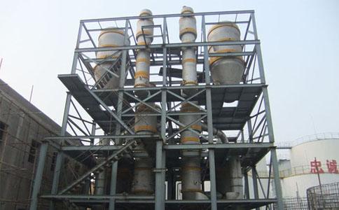 回收废热蒸发器