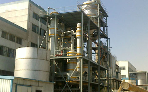 廢熱蒸發器節能設備