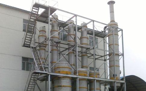 廢熱蒸發器設備