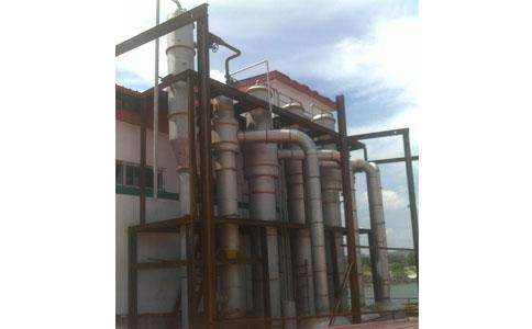玉米漿廢熱蒸發器