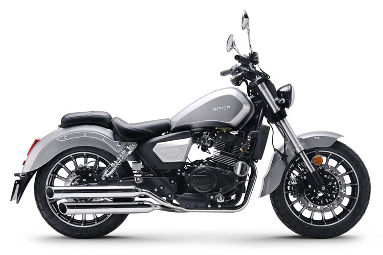 奔达摩托车型号