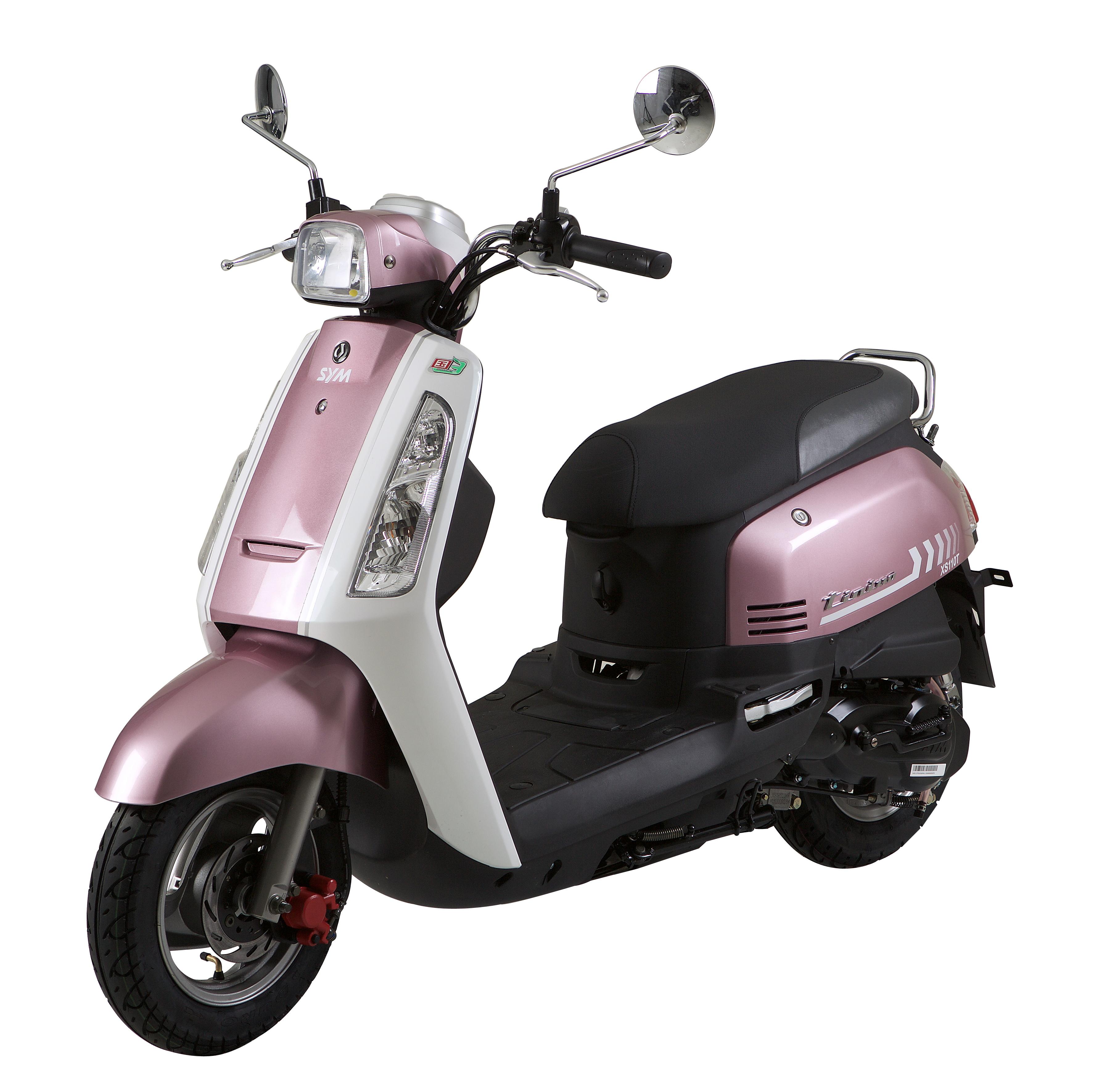 三阳摩托车踏板