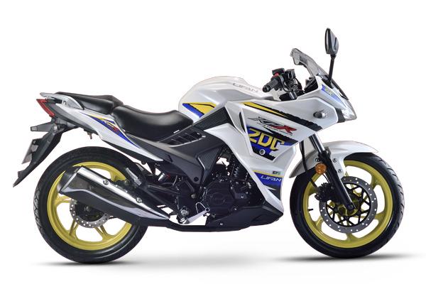 力帆摩托车200