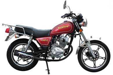 豪江摩托车