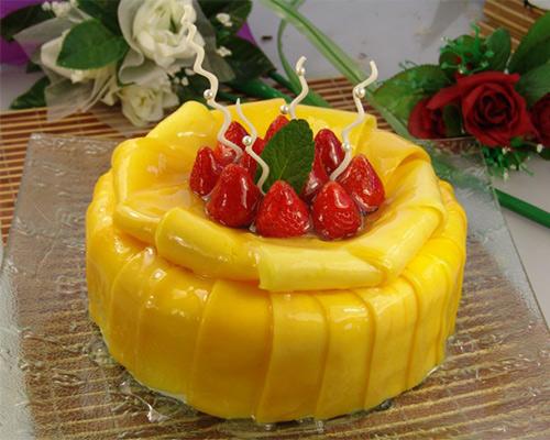 哈尔滨芒果蛋糕