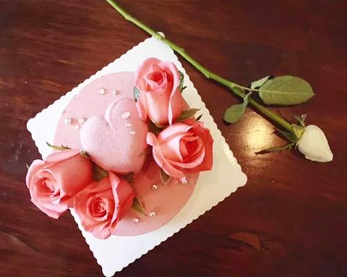 哈尔滨情人节蛋糕