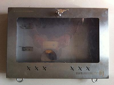 传感器保护箱