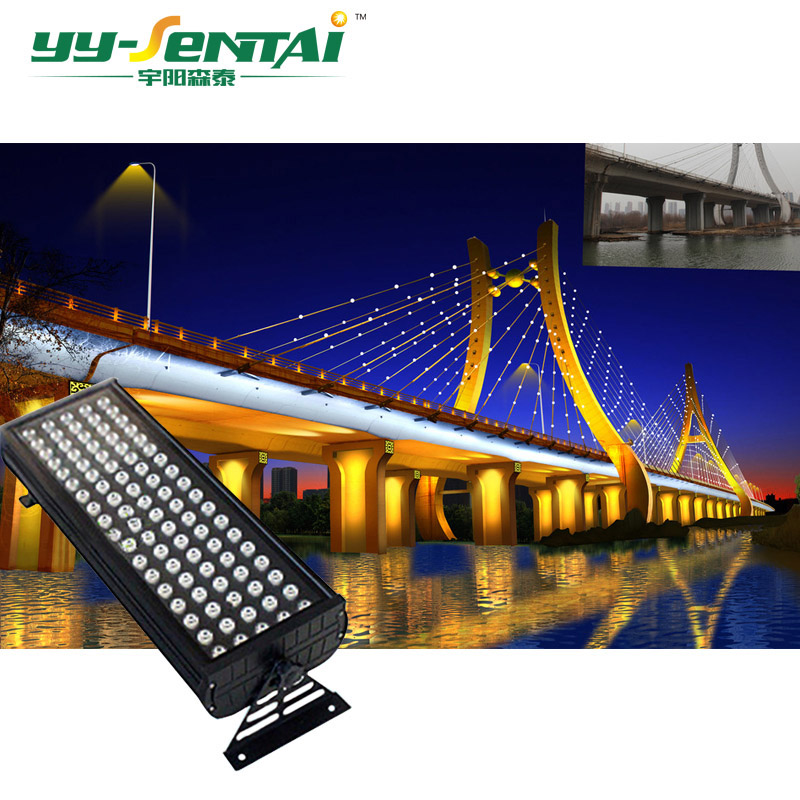 LED Wall Washer 72W