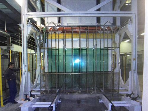 玻璃化学强化炉