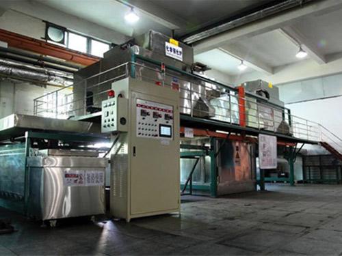 化学产业炉