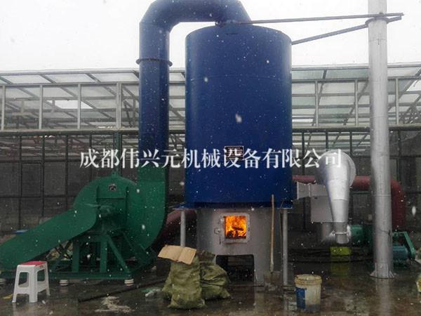 四川热风炉设备