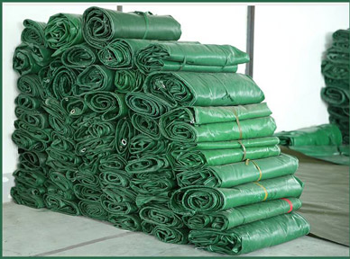 PVC防水布