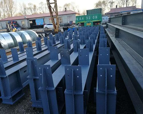 H型钢结构