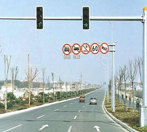 专业生产信号灯杆