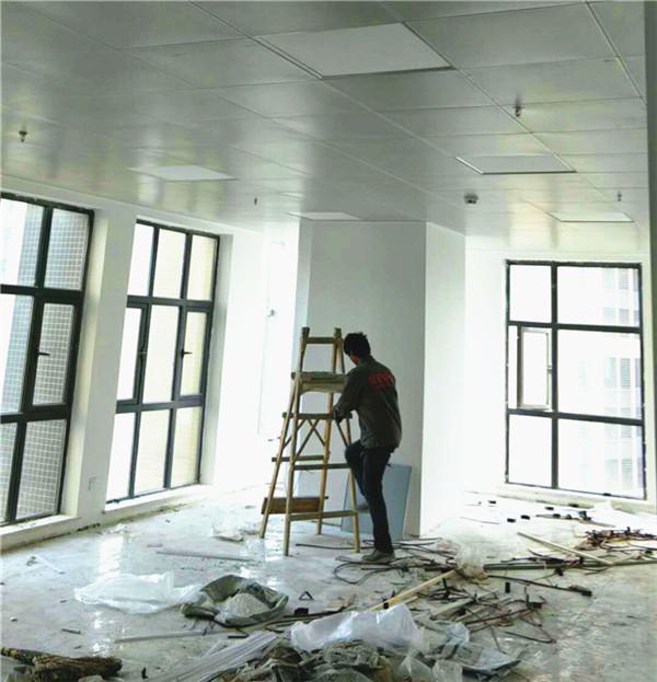 成都商业空间维修改造