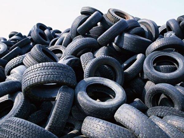 废轮胎回收