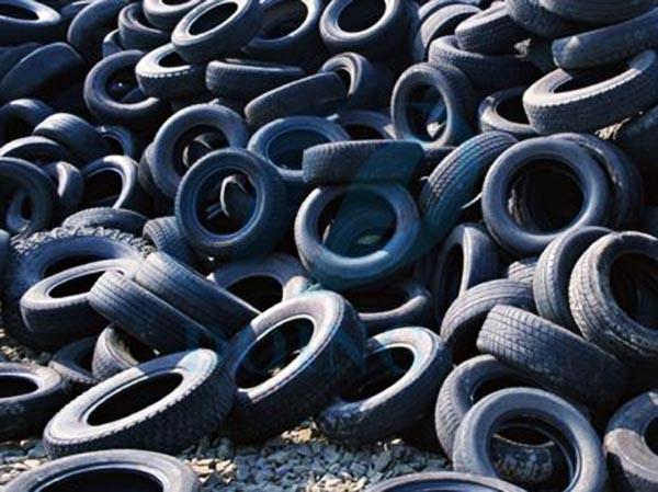 废旧轮胎回收