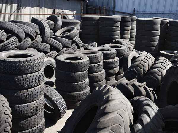 废旧轮胎再生