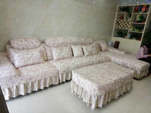 订做布艺沙发套
