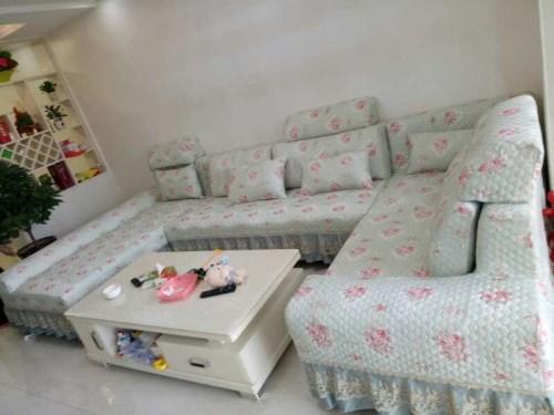 武汉布艺沙发套订做