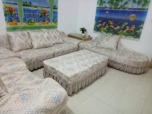 武汉定做布艺沙发套