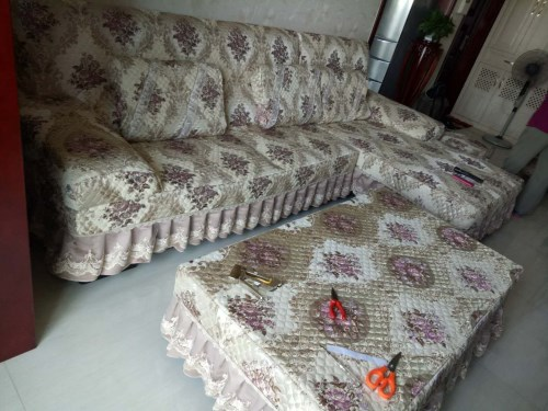 布艺沙发套定做价格