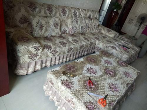 武汉布艺沙发套定做价格