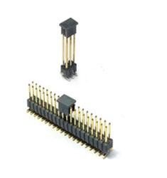 双排单塑排针-SMT-4-80PIN