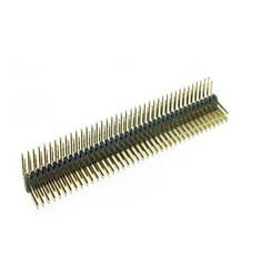 双排单塑排针-弯脚-4-80PIN