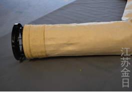 广西P84针刺毡覆膜滤袋除尘布袋