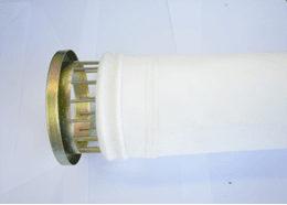 涤纶纤维覆膜除尘滤袋