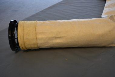 P84纤维覆膜除尘布袋